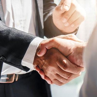 handshakeverskonzept